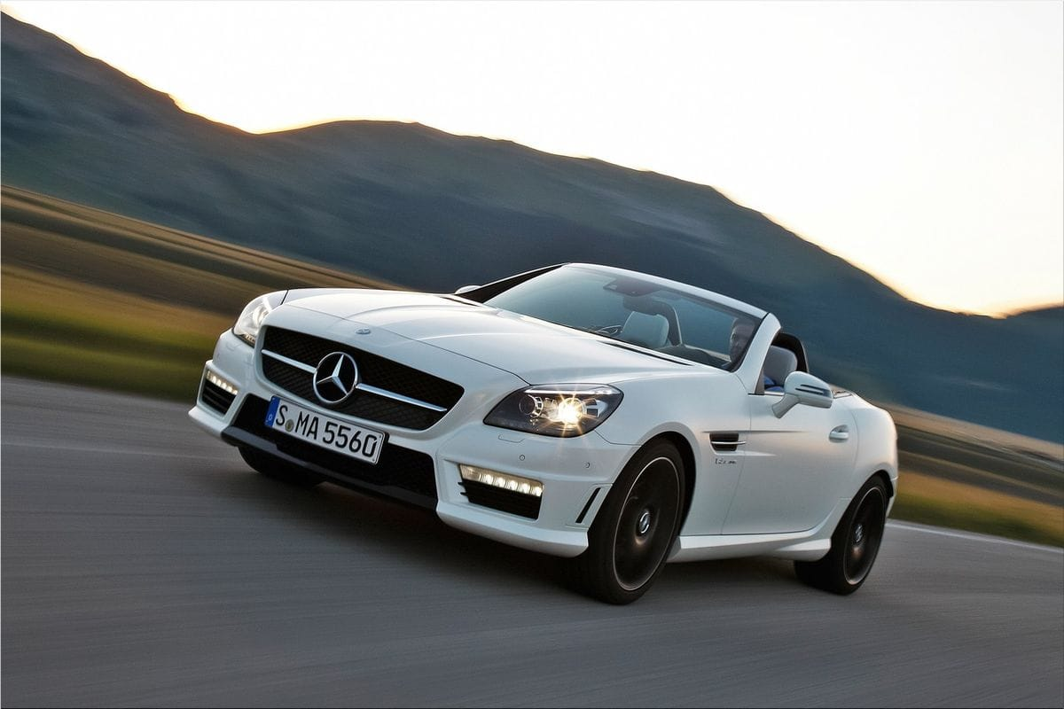 2012 mercedes benz slk55 amg mercedes benz car pictures for Mercedes benz gas chambers