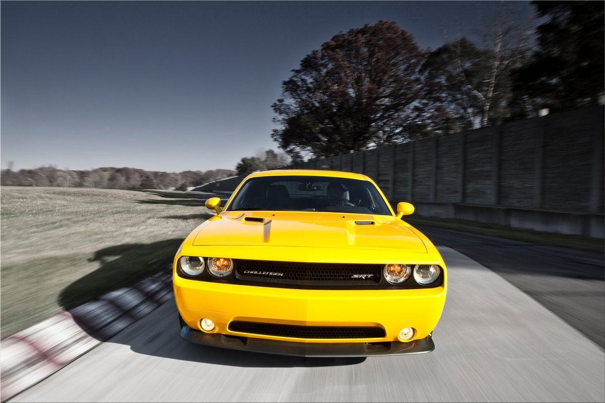 Dodge Challenger Srt8 392 Yellow Jacket Dodge Car Pictures