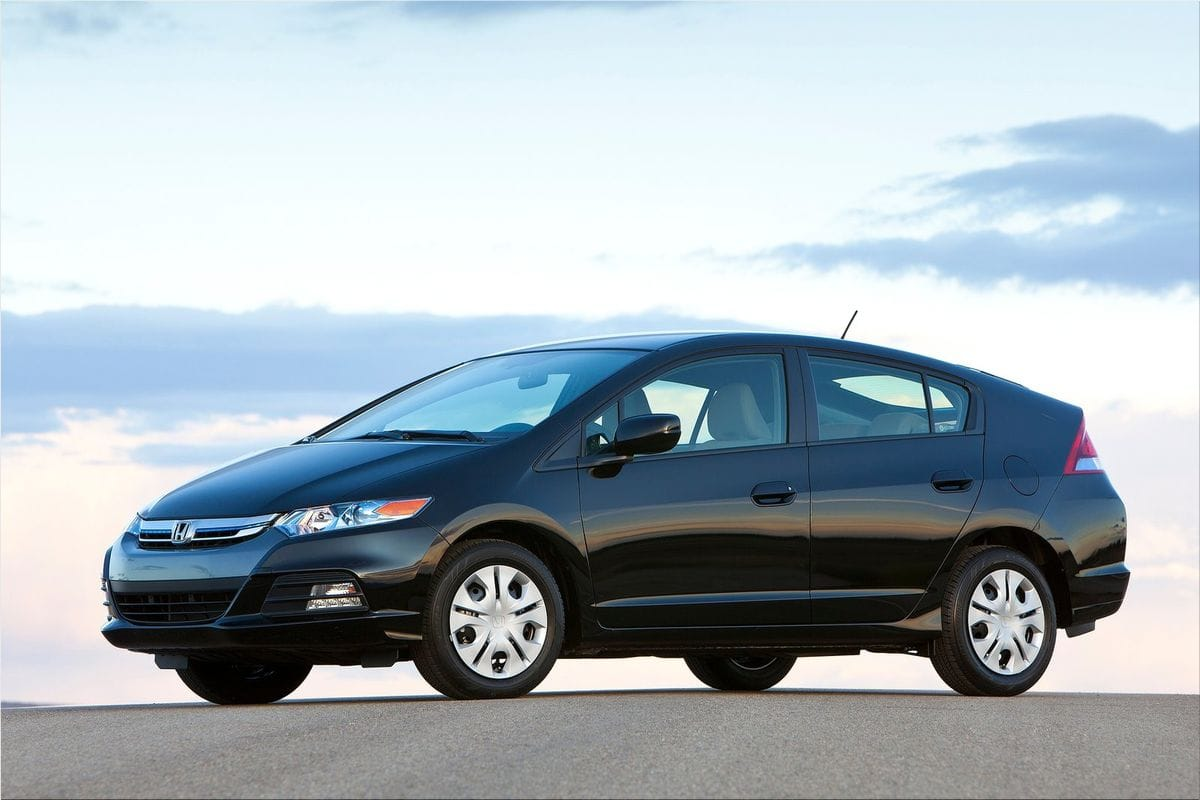 2012 Honda Insight Honda