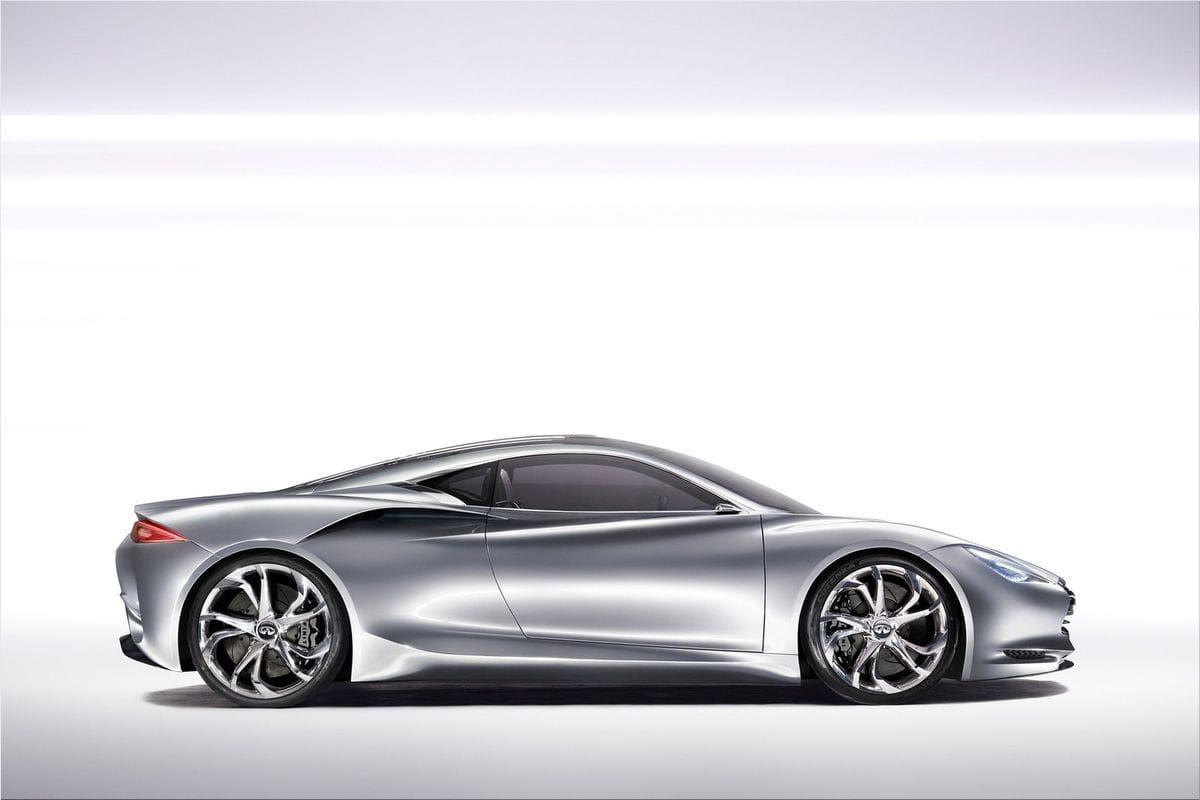 ... 2012 Infiniti Emerg E Car Concept ...