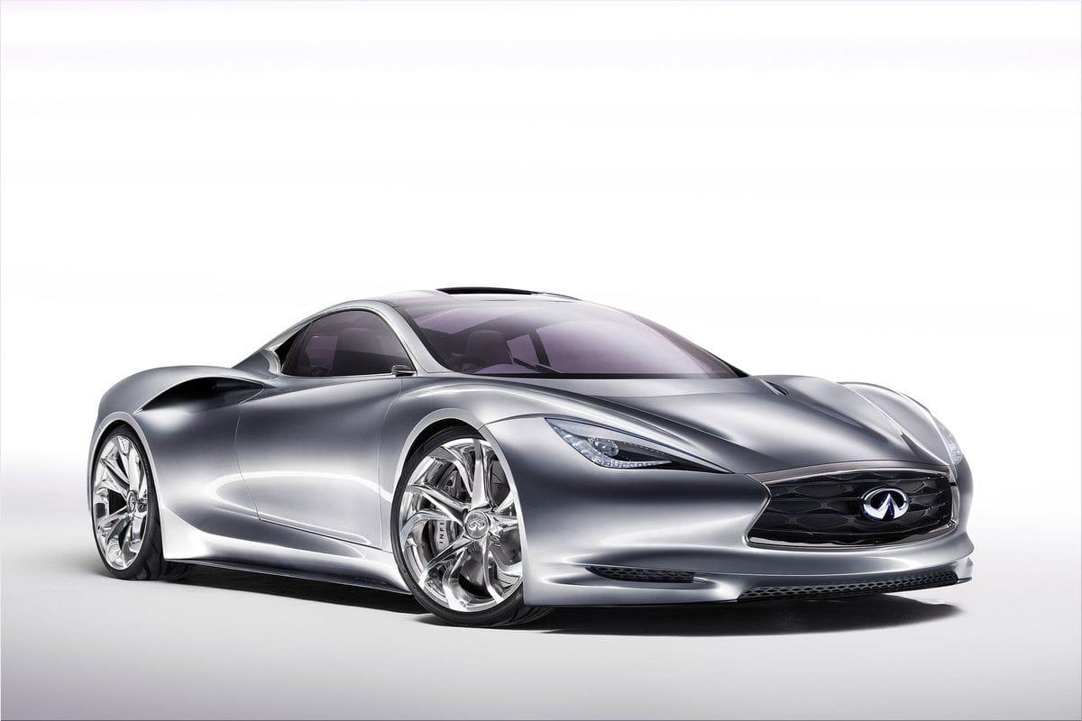 Infiniti Emerg E Car Concept 2012 ...