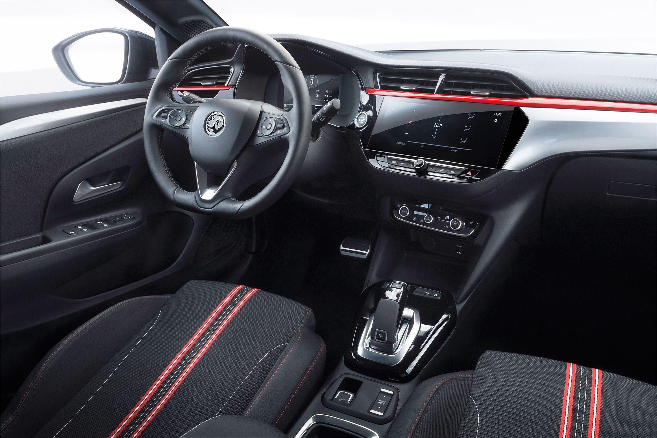 2020 Opel Corsa Is Manufactured In Spain Opel