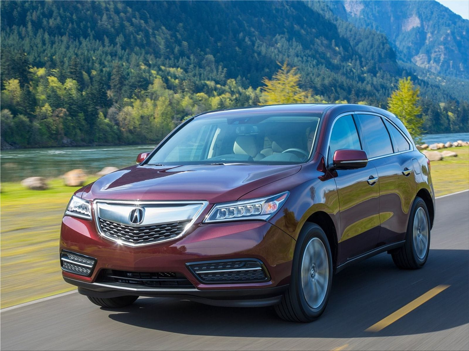 2014 acura mdx seven seat luxury suv acura car pictures. Black Bedroom Furniture Sets. Home Design Ideas