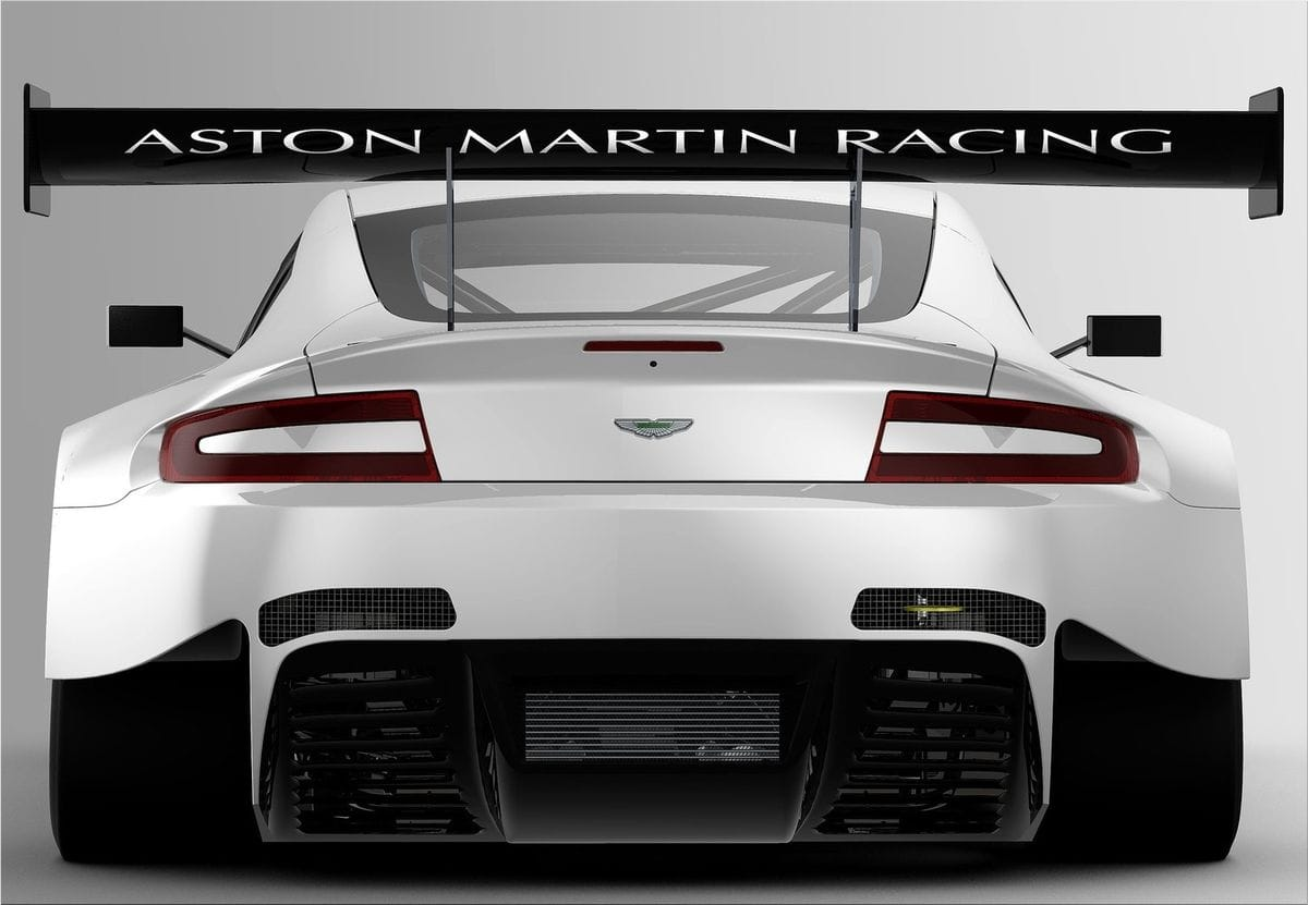 Aston Martin Vantage Gt3 Race Car Aston Martin