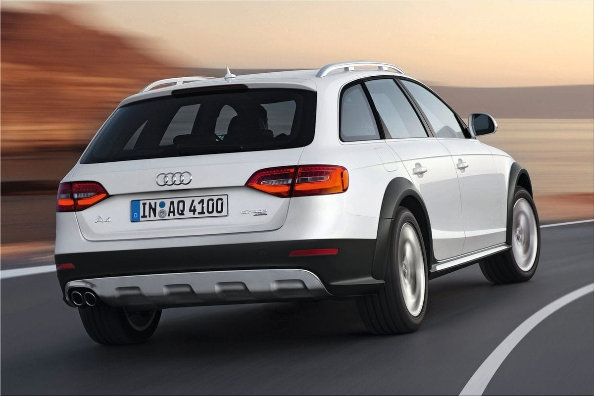 2013 Audi A4 allroad quattro|Audi