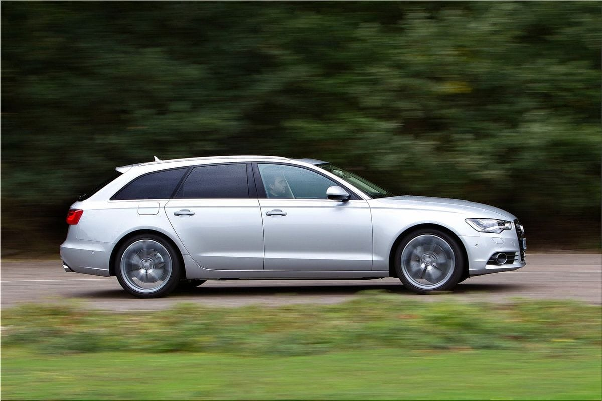 2012 audi a6 avant the best business class station wagon. Black Bedroom Furniture Sets. Home Design Ideas