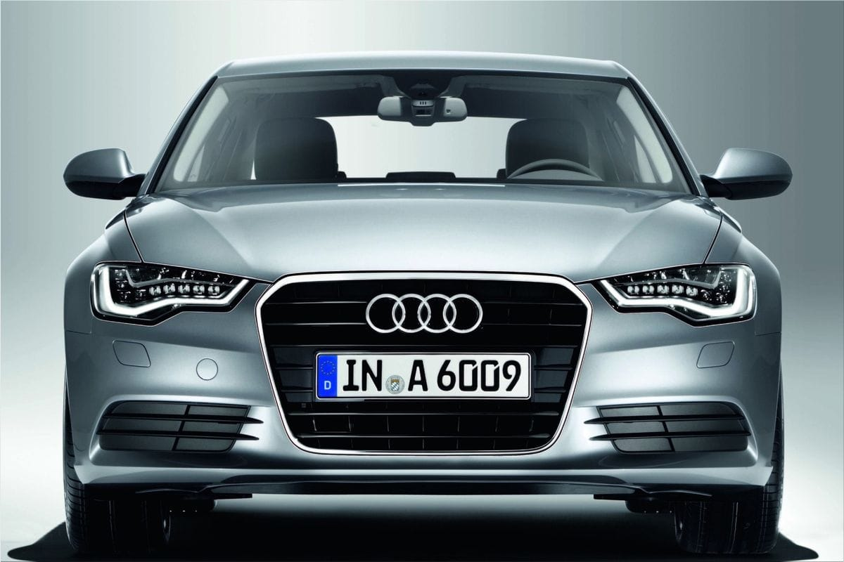 2012 Audi A6 Hybrid 8-speed Tiptronic|Audi car pictures