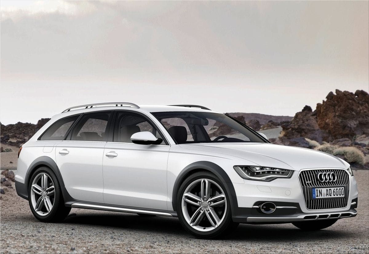 audi a6 allroad quattro audi car pictures. Black Bedroom Furniture Sets. Home Design Ideas