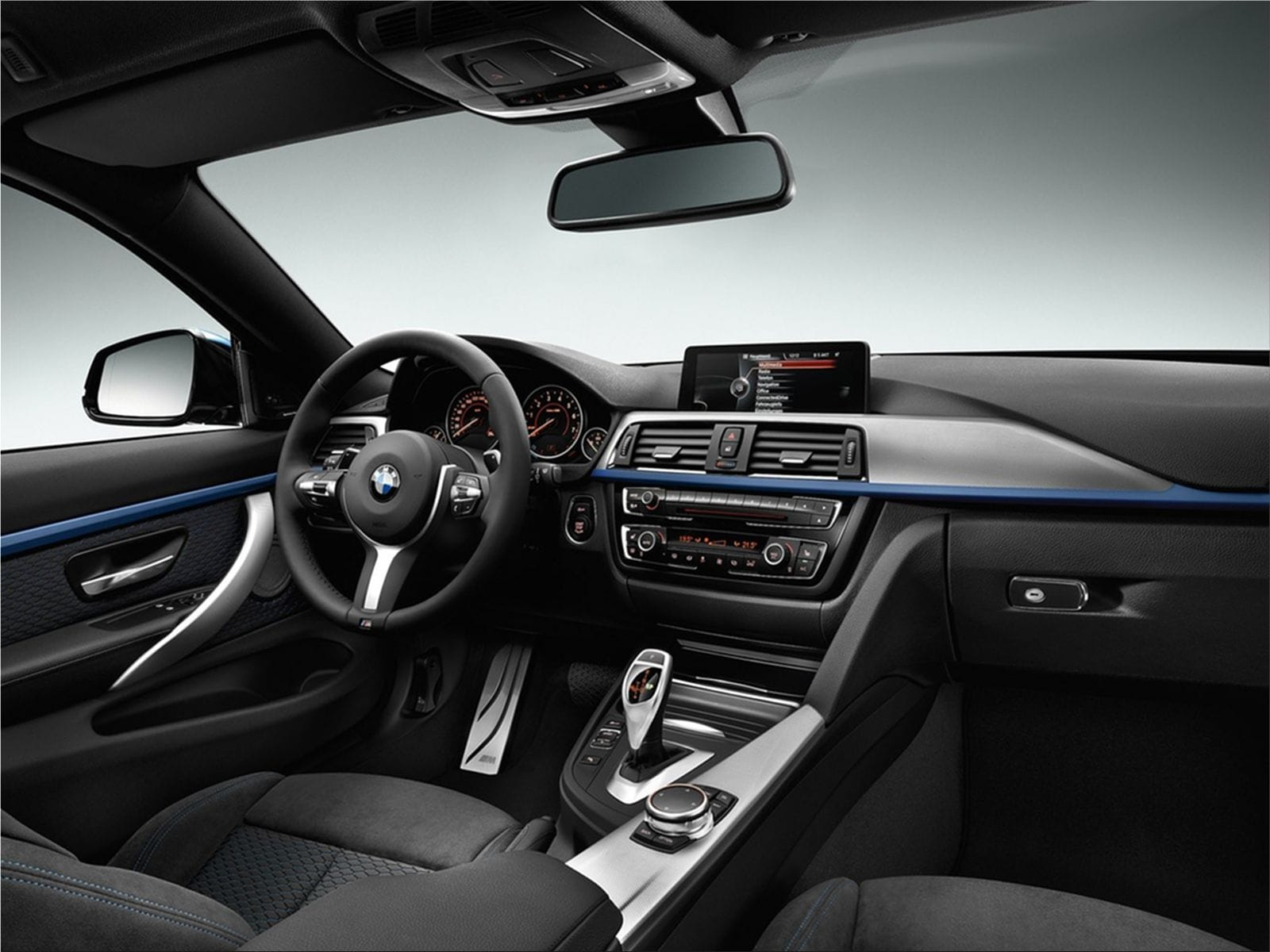 BMW Series Coupe Online DebutBMWCar Division - 2014 bmw 3 series interior