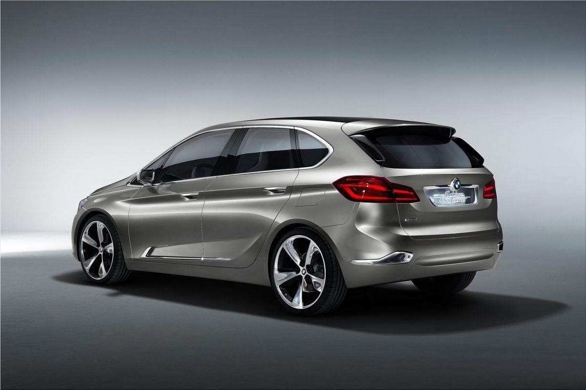 BMW Active Tourer Concept Car|BMW car pictures