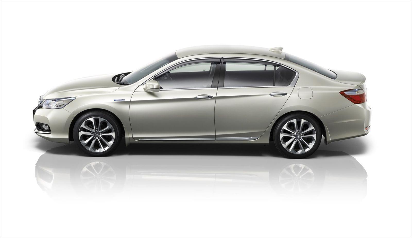 honda accord hybrid ultra high fuel economyhondacar division