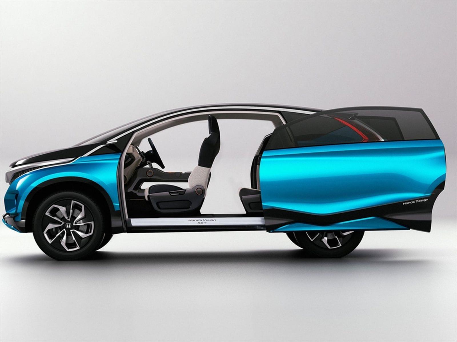 Honda Vision Xs 1 Concept At The 2014 Auto Expo Honda Car