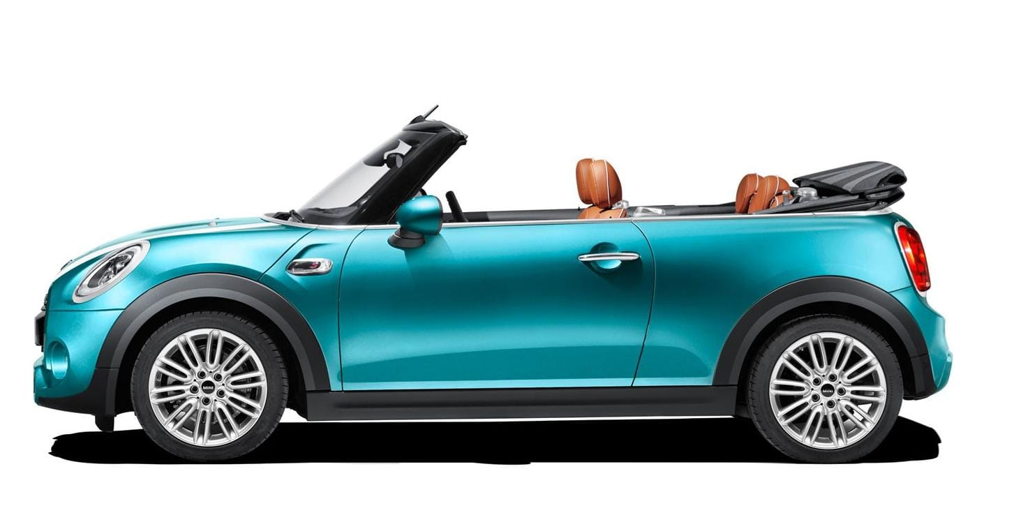 Mini Cabriolet Ready To Launch In 2016mini Car Pictures