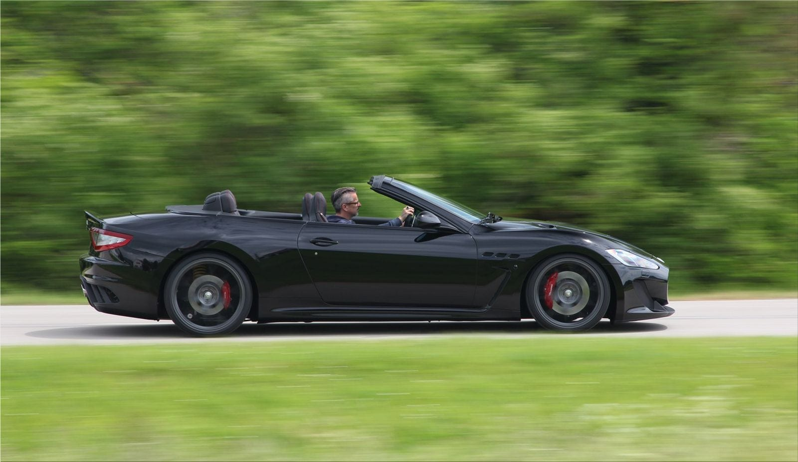 2013 Maserati GranCabrio MC by Novitec Tridente|Maserati|Car Division