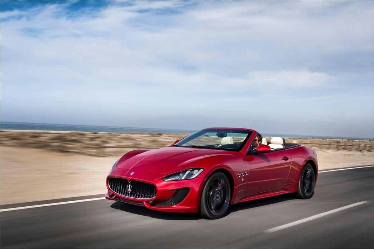 Maserati GranCabrio Sport ...