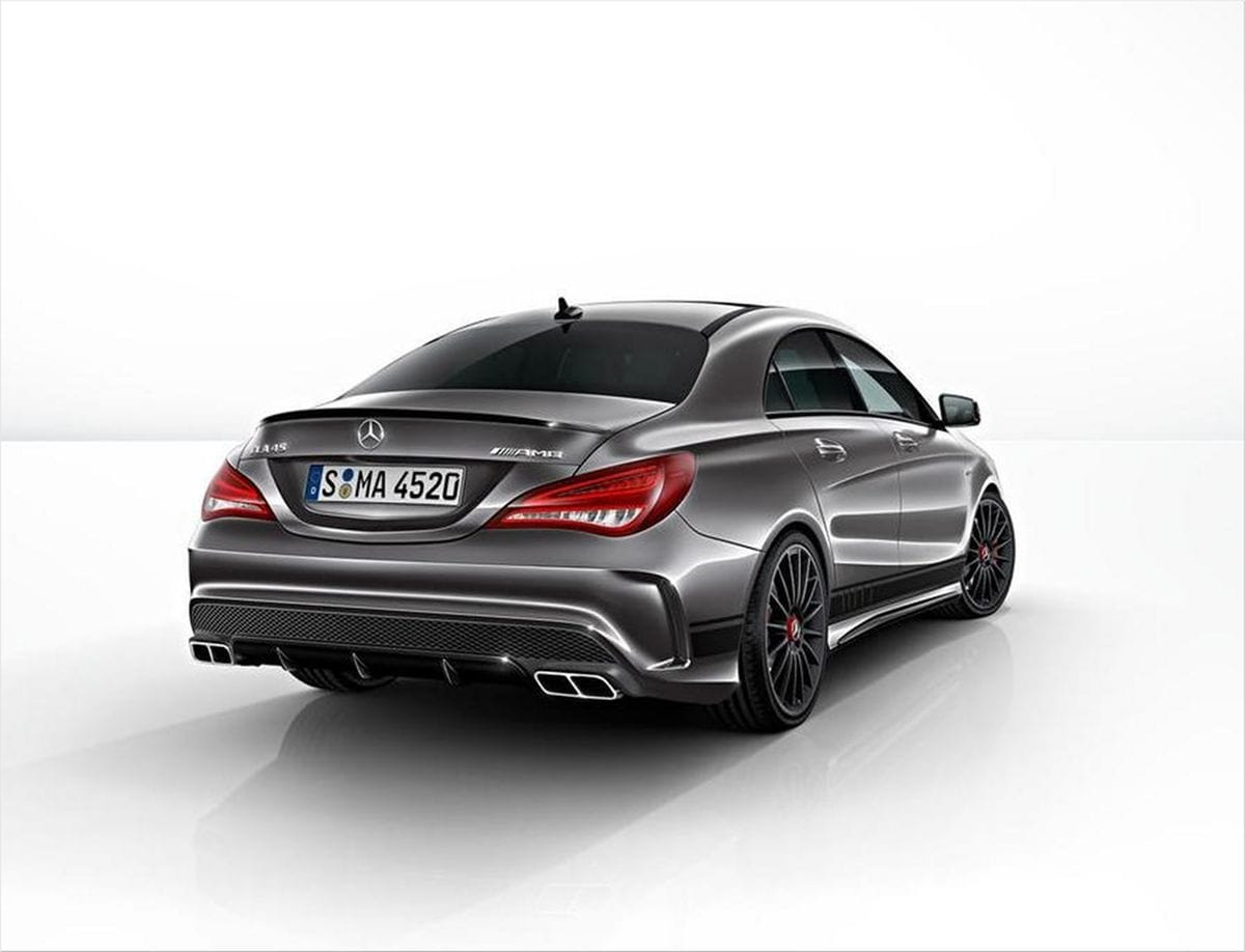 Mercedes Benz Cla Uk Price
