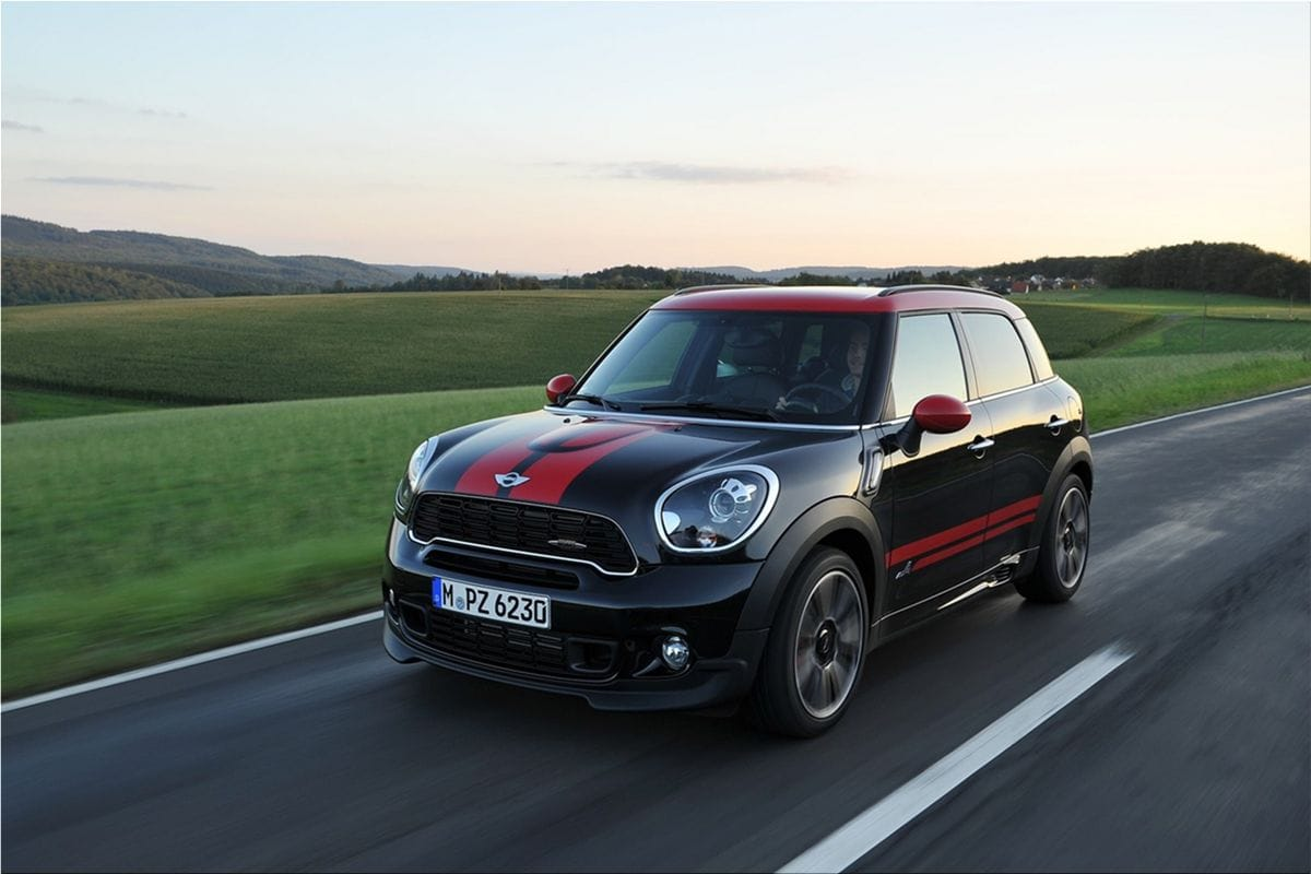 mini countryman john cooper works mini car pictures. Black Bedroom Furniture Sets. Home Design Ideas