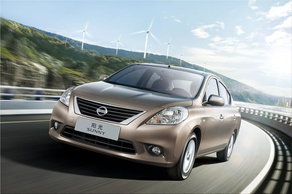 2012 Nissan Sunny class leader in fuel economy|Nissan car pictures
