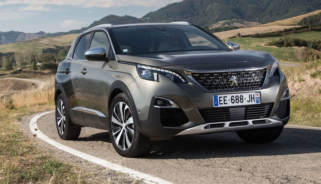 peugeot 3008 gt powerful suv peugeot car pictures. Black Bedroom Furniture Sets. Home Design Ideas