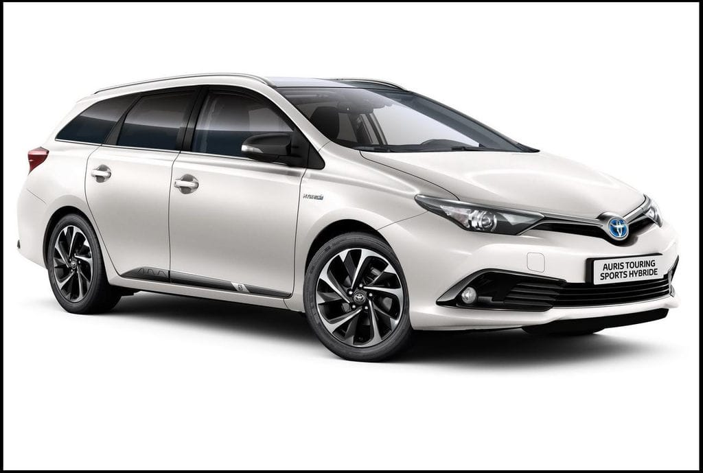 toyota auris touring sport salomon hybrid wagon toyota car pictures. Black Bedroom Furniture Sets. Home Design Ideas
