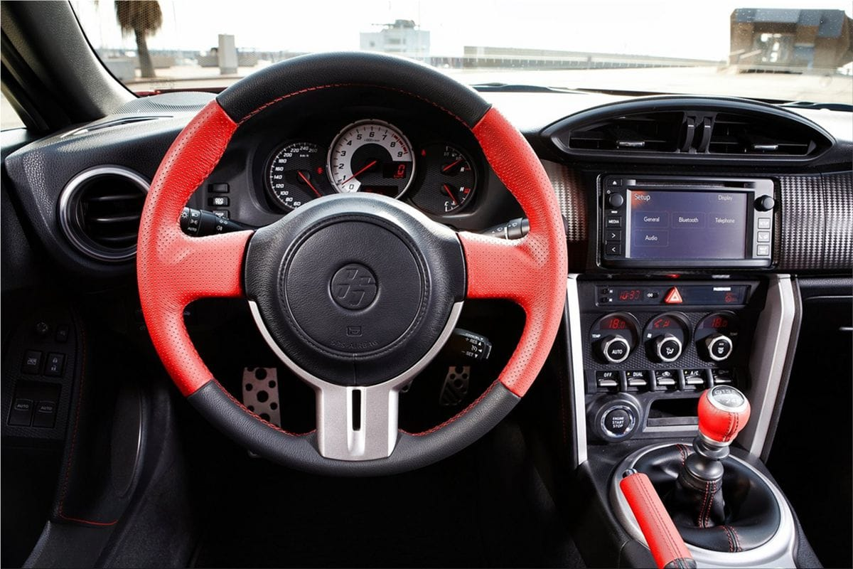 Toyota GT 86 Interior ...