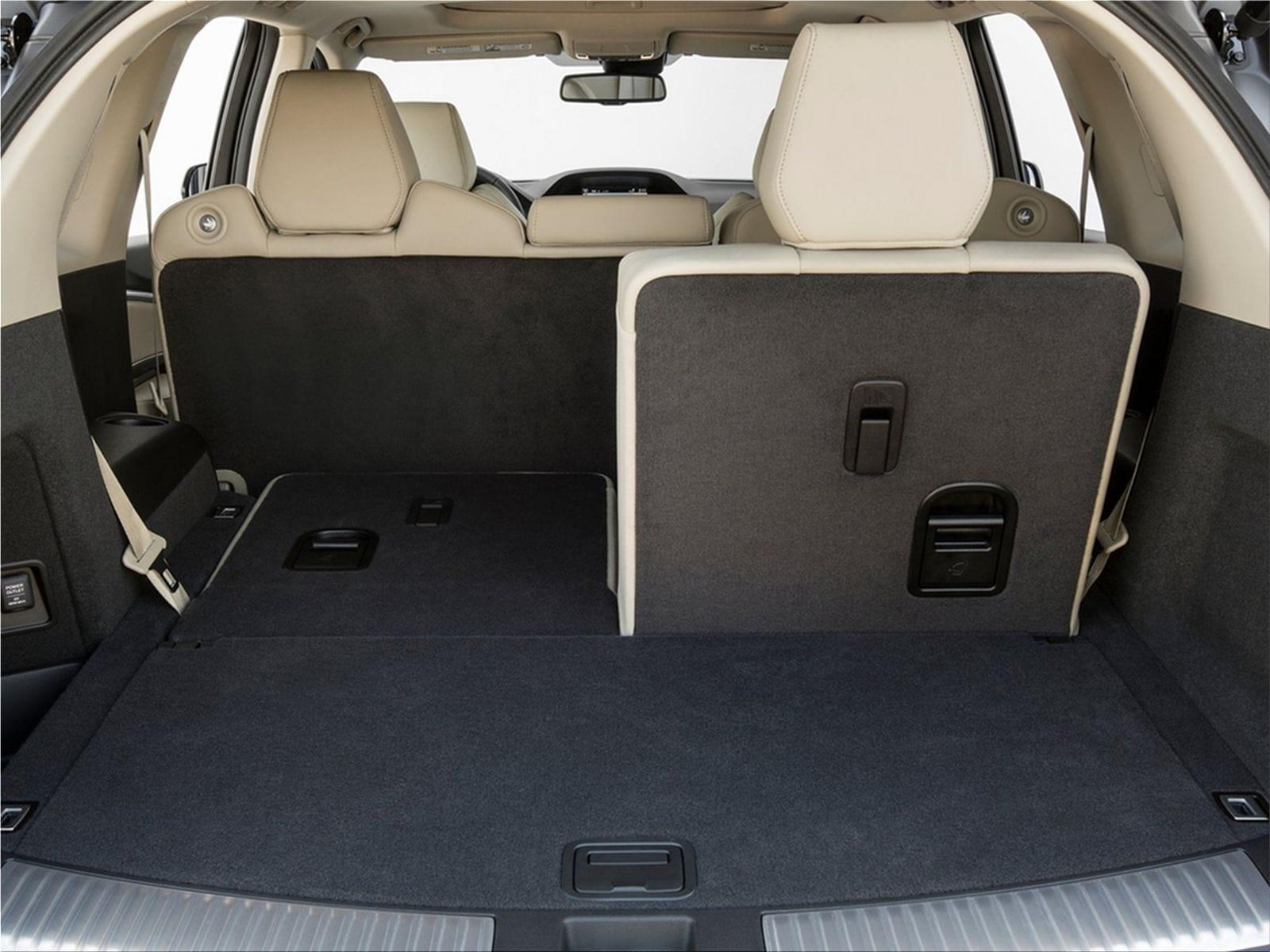 ... Acura MDX Interior ...