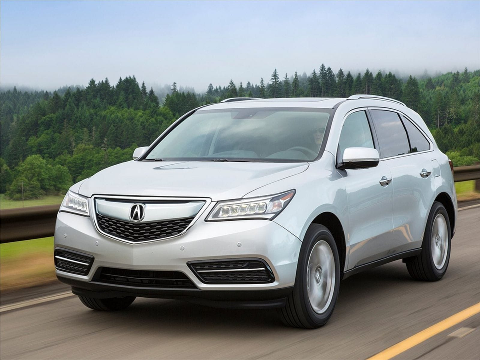 Mdx For Sale >> 2014 Acura MDX seven-seat luxury SUV|Acura car pictures