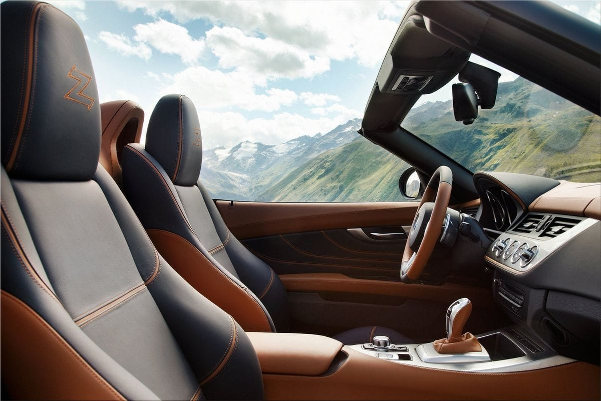 2012 BMW Zagato Roadster Concept|BMW car pictures