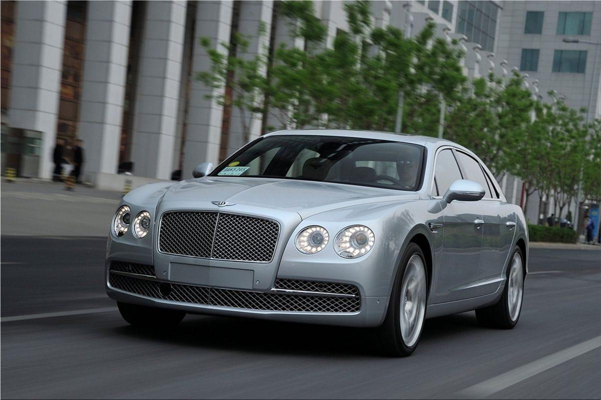 2014 Bentley Flying Spur In Geneva Bentley Car Pictures