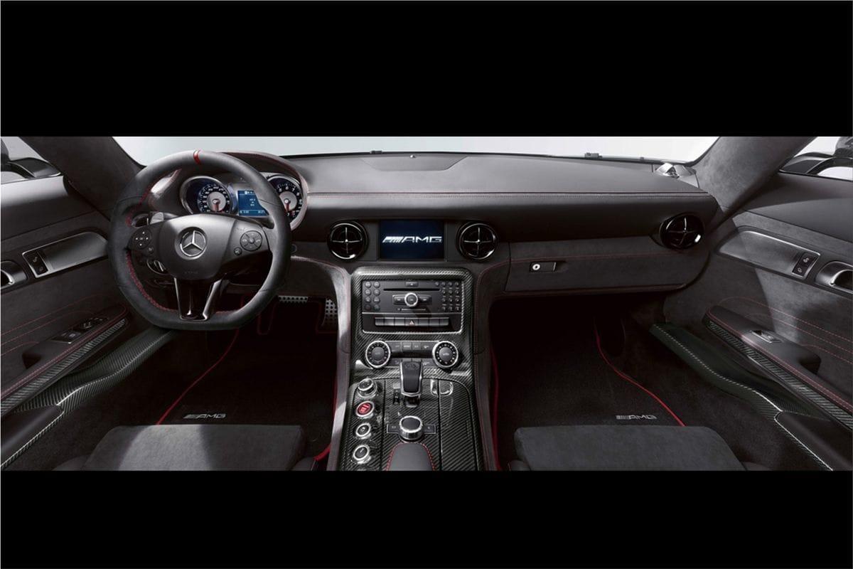 mercedes benz sls amg black series interior - Mercedes Benz Sls Amg Interior