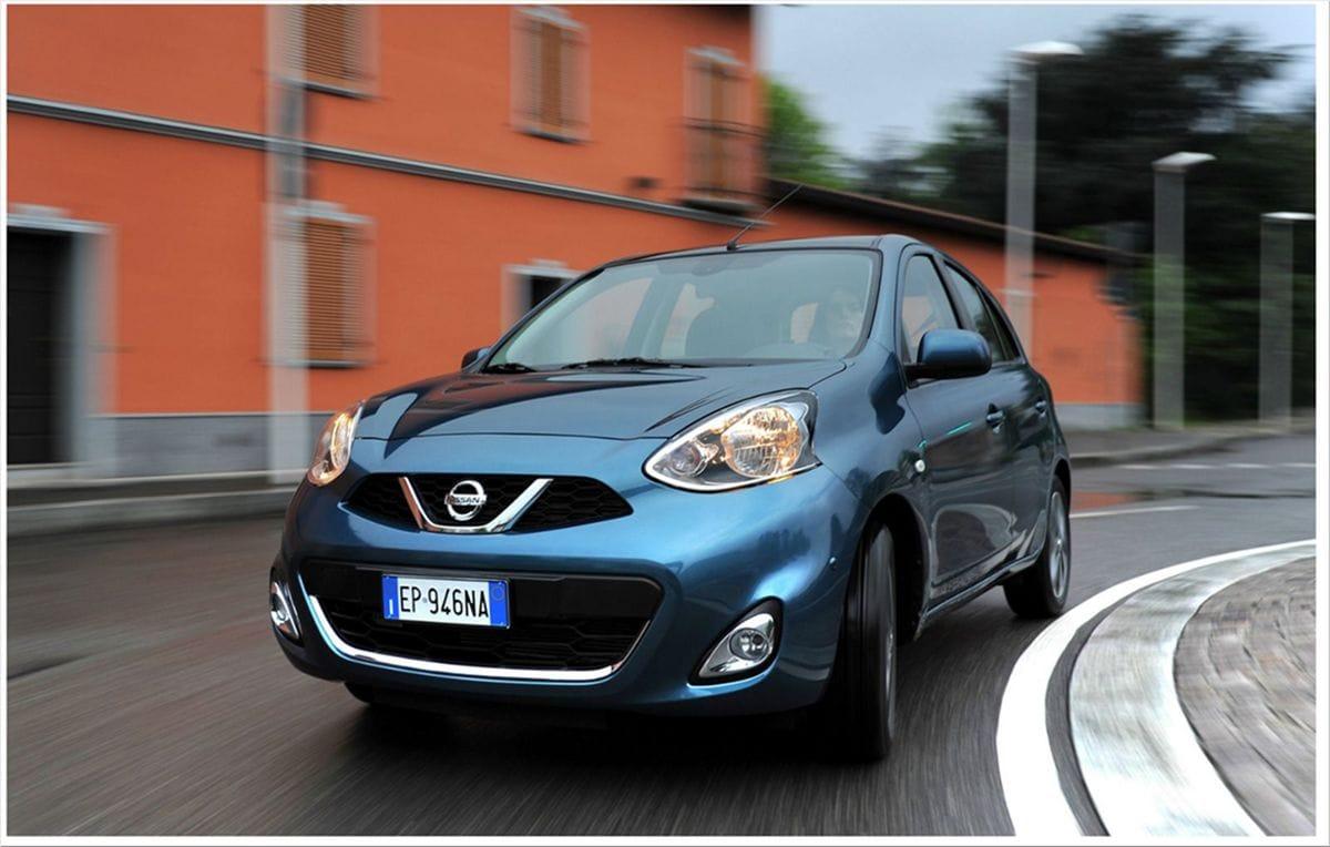 2013 Nissan Micra Facelift Nissan Car Pictures