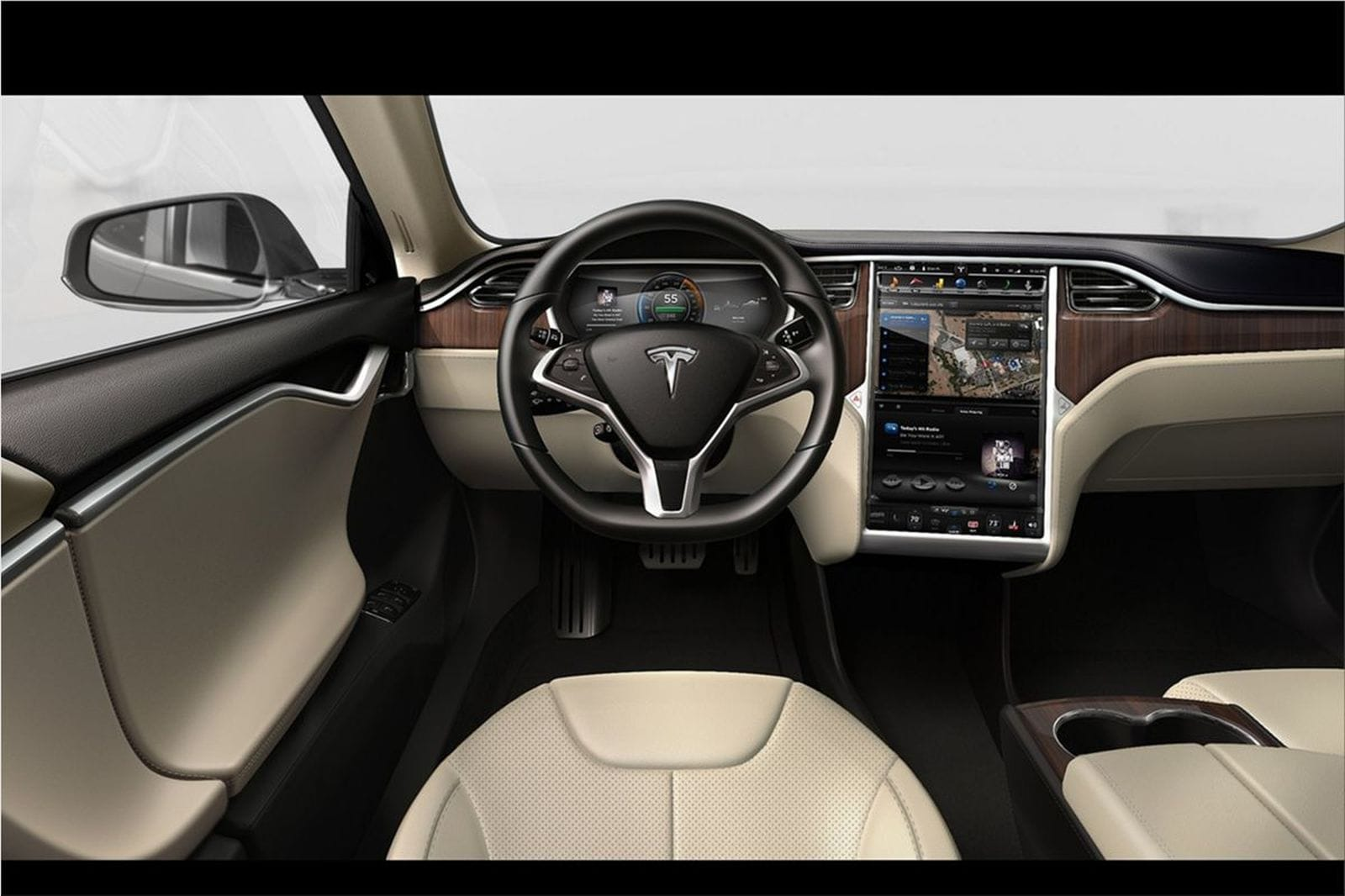 2013 Car Of The Year Tesla Model S Tesla Car Pictures