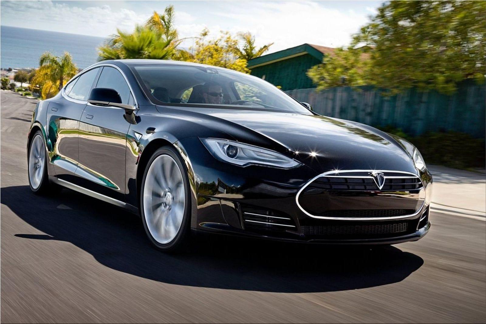 2013 Car of the Year: Tesla Model S Tesla