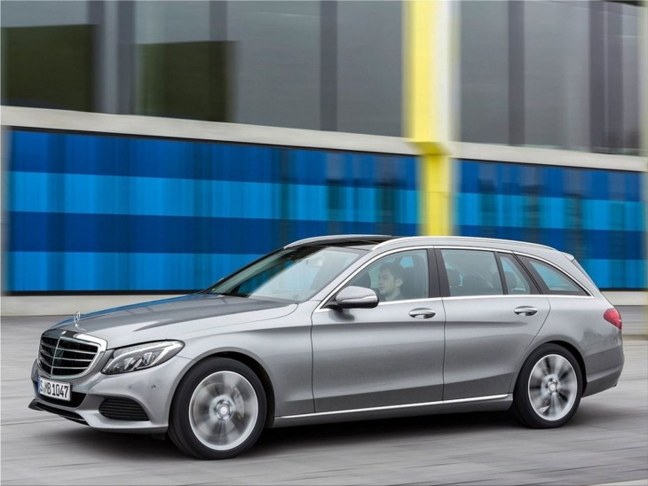 Mercedes-Benz C350 Plug-in Hybrid estate