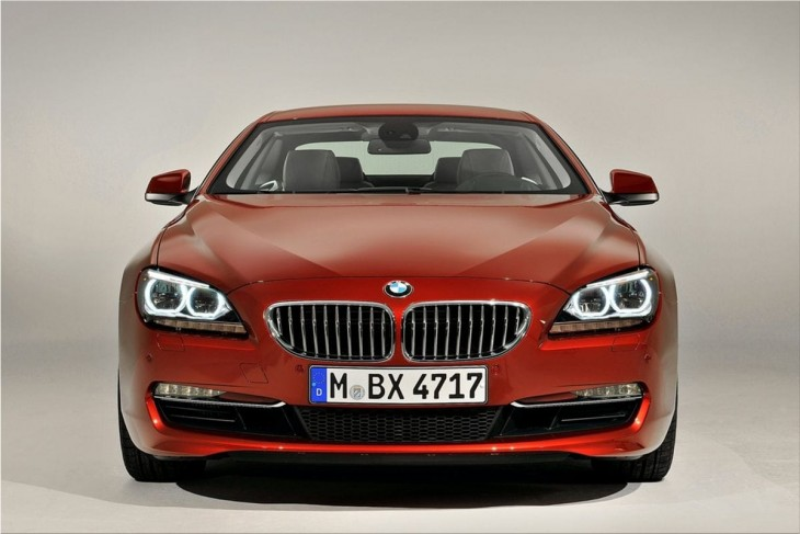 BMW 6-Series Coupe