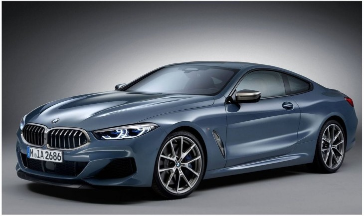 BMW 8-Series Coupe 2019