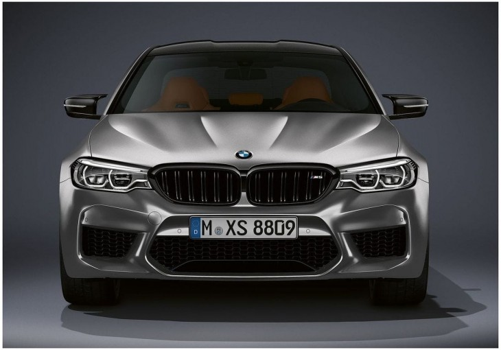 BMW M5 (F90) Competition