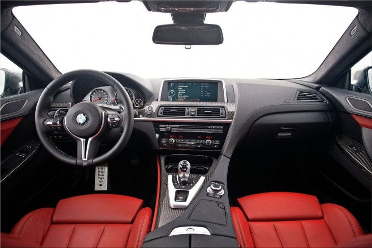2013 BMW M6 Coupe US-Version