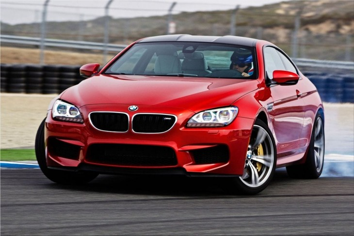 BMW M6 Coupe US-Version