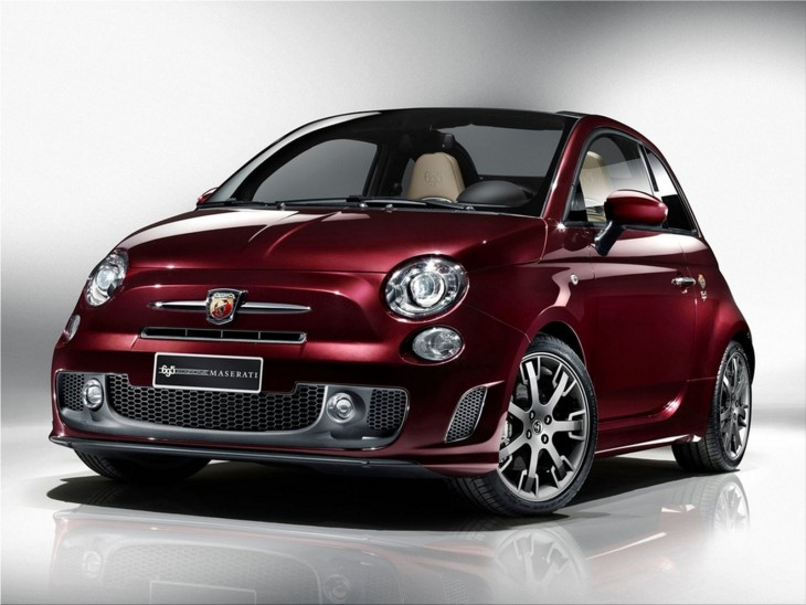 Fiat 695 Abarth Maserati Edition