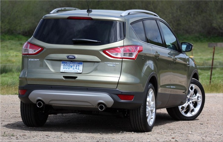 2013 Ford Escape EcoBoost
