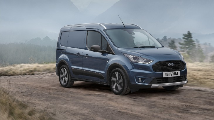 Ford Transit Connect Active