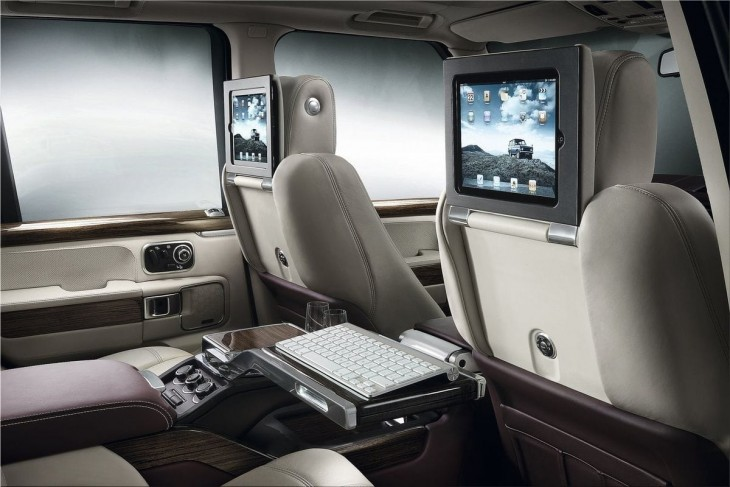 2012 Land Rover Range Rover Autobiography Ultimate Edition