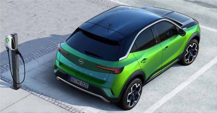 Opel Mokka-e electric SUV