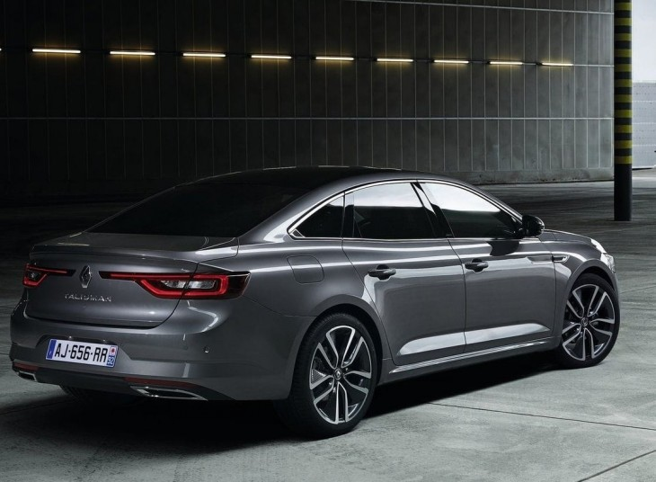 Renault Talisman replaces Laguna and Latitude models
