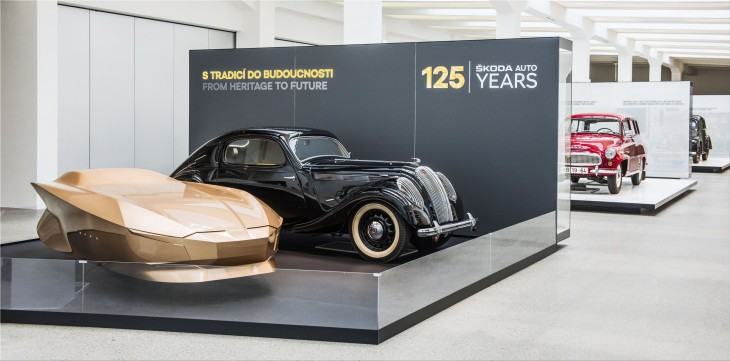 New exhibition at the ŠKODA Museum