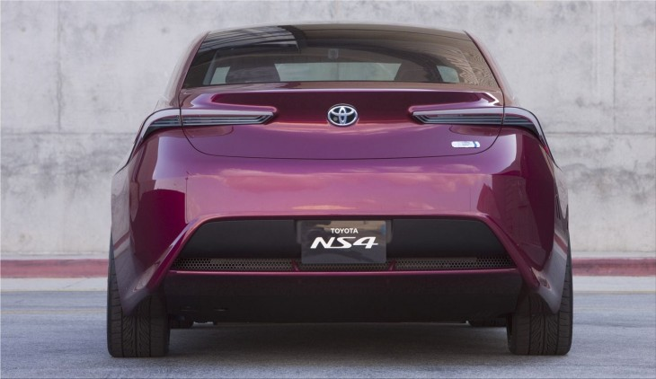 2012 Toyota NS4 Concept