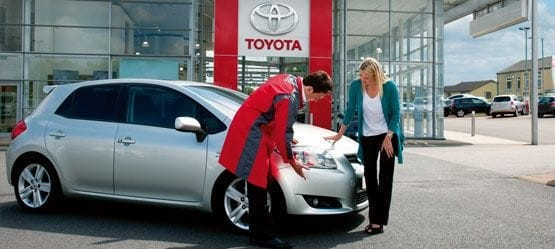 Looking For the Best Choice in Houston - Toyota Car & Services