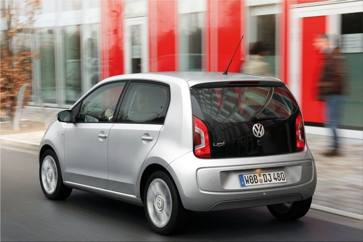 Volkswagen Up 4-door