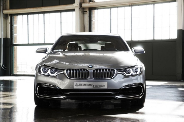 BMW 4-Series Coupe Concept
